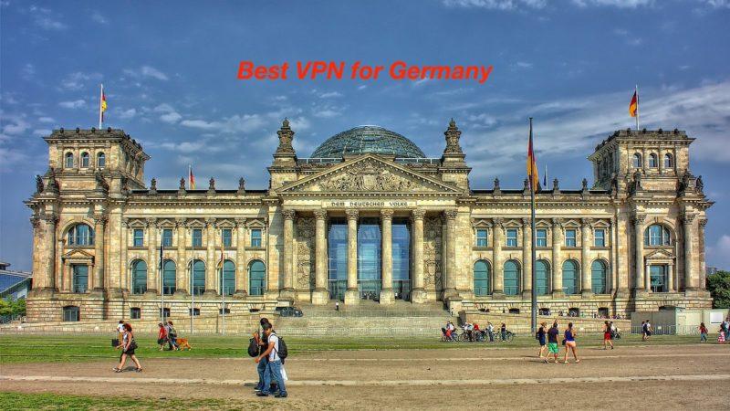 The Best German VPN Service