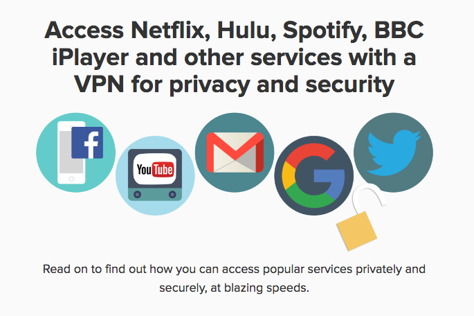 ExpressVPN unblock sites