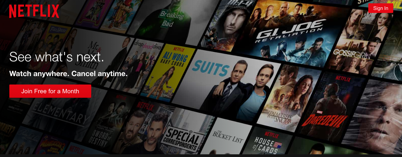 Unblock Netflix Around the World