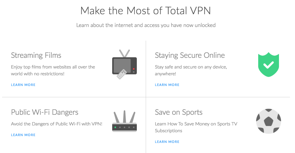TotalVPN Review and Features