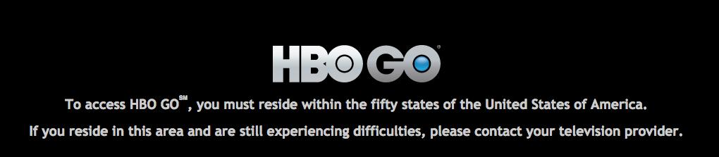 HBO GO Block