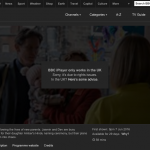 Unblock BBC iPlayer