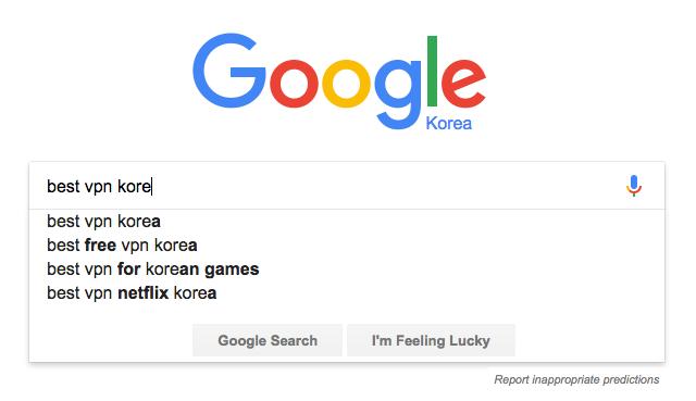 Best VPN for South Korea