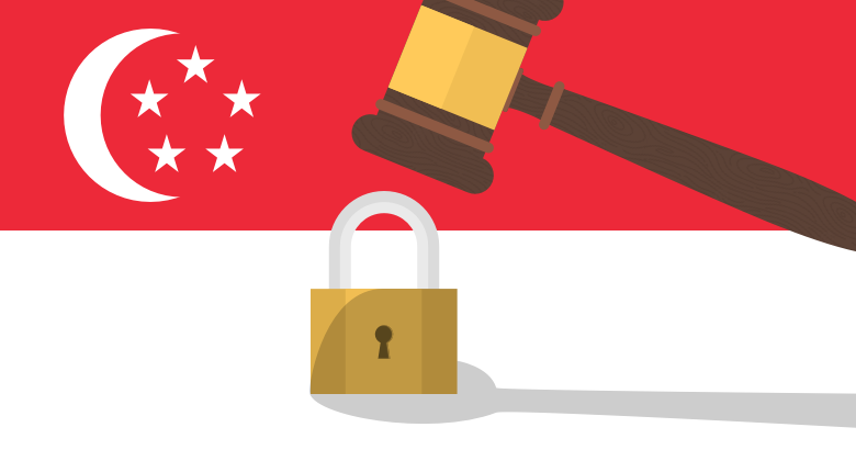 Singapore ban VPN technology