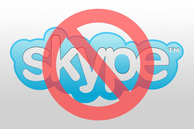 Unblock Skype with a VPN