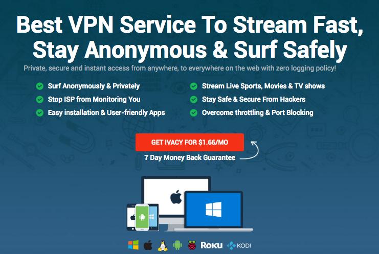 Ivacy VPN with Servers in Saudi Arabia