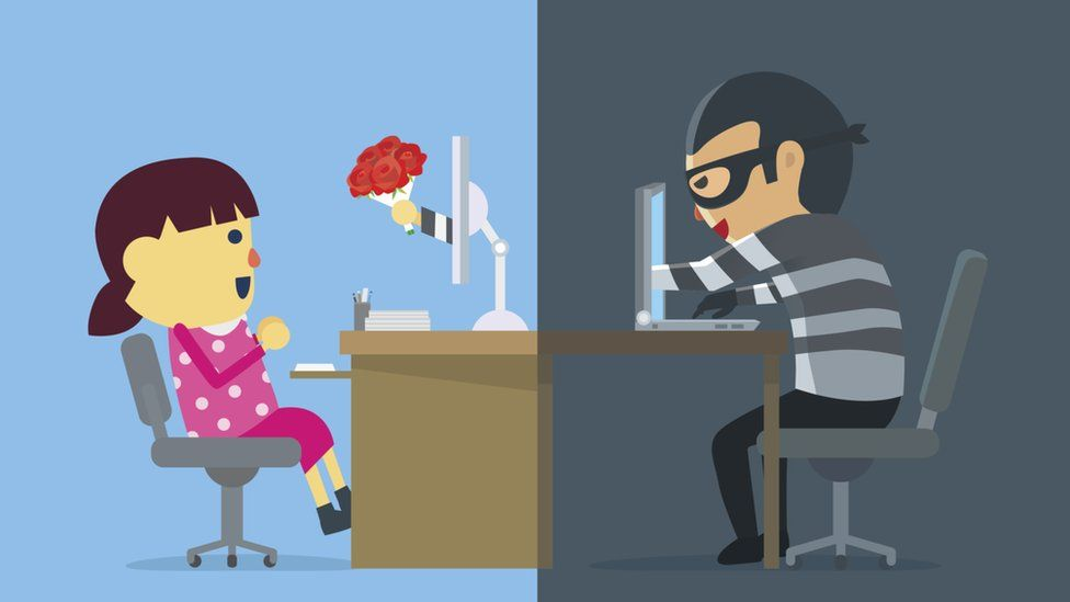 Avoid Online Dating Scams