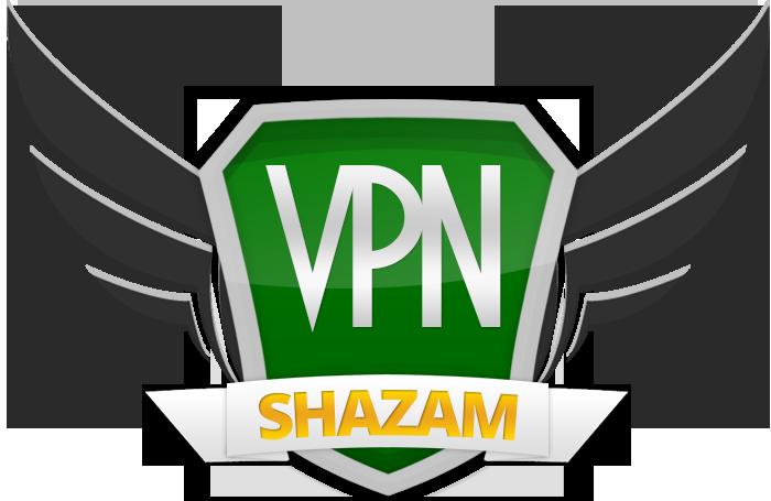VPN Shazamlogo