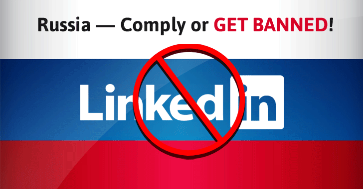 Learn how to unblock LinkedIn in Russia with a VPN service