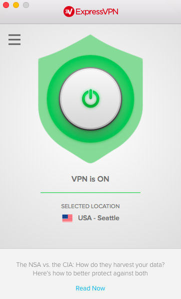 Enable ExpressVPN
