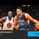 Watch NBA Playoffs online with Sling TV