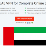 Ivacy VPN for UAE