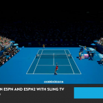 Tennis on Sling TV