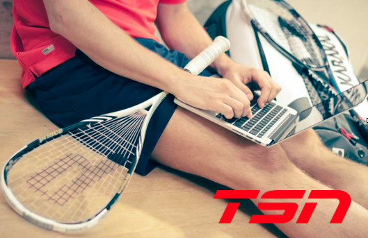 Watch Tennis Online in Canada on TSN