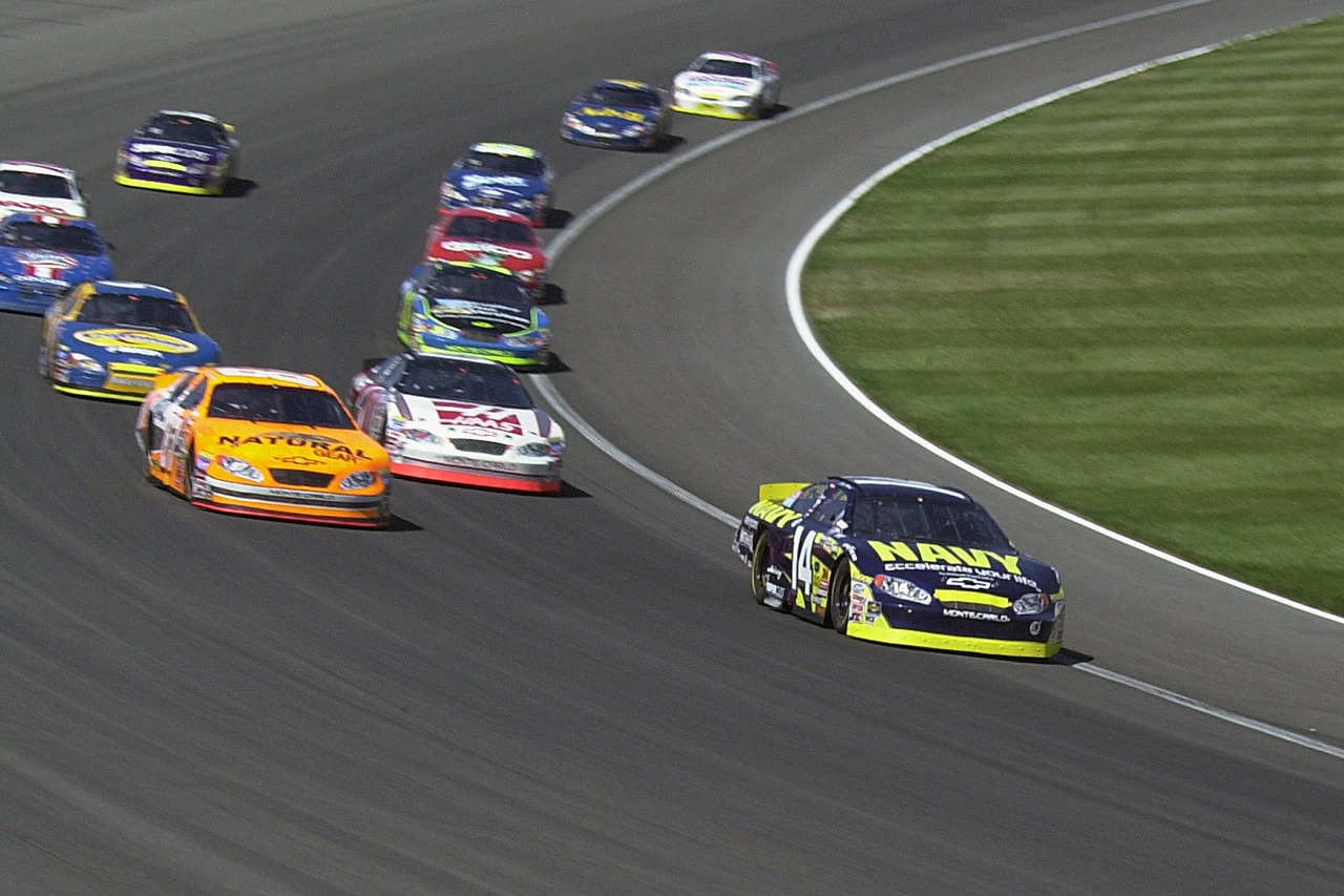 Watch NASCAR streaming in the UK